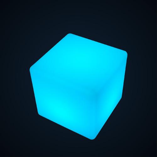 Cubes lumineux loc 49
