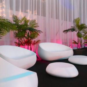 Sofa design location