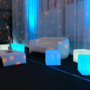 Sofa design Blow location