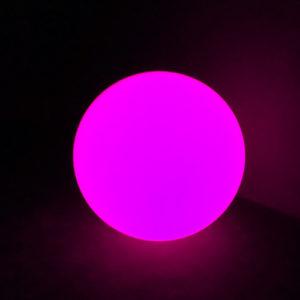 Boule lumineuse location 49