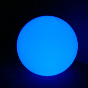 Boules lumineuses location 49