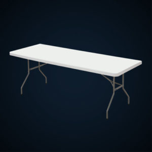 Table rectangle location Angers