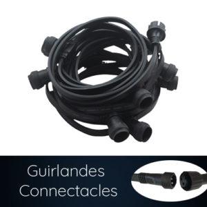 Guirlandes Connectables Location
