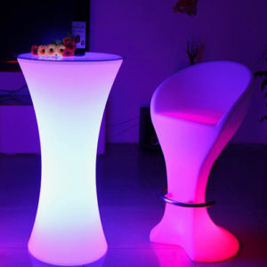 Tabourets lumineux location Angers 49