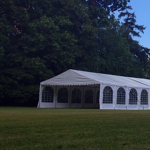 Tente de réception location Angers