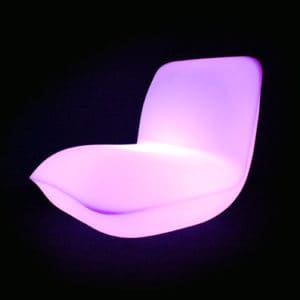 Fauteuil lumineux Nuage Location