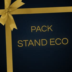 Pack Stand Eco Location Angers