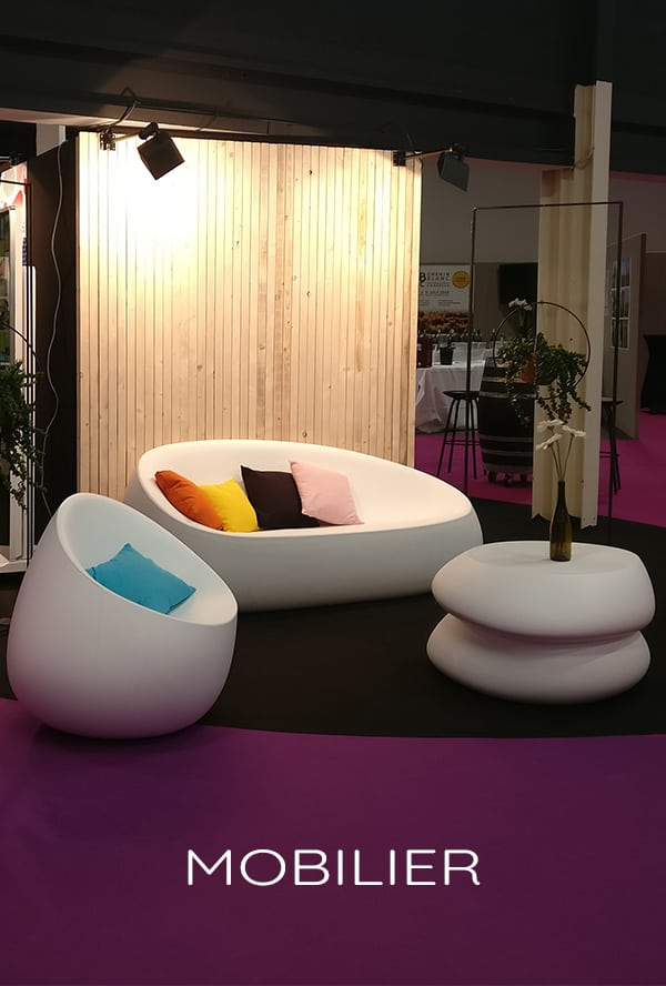 Mobilier Location Cozy Events